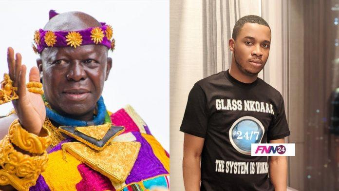 Twene Jonas and Otumfuo