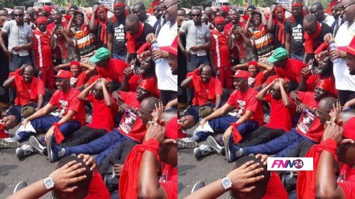 NDC petition Akufo-Addo