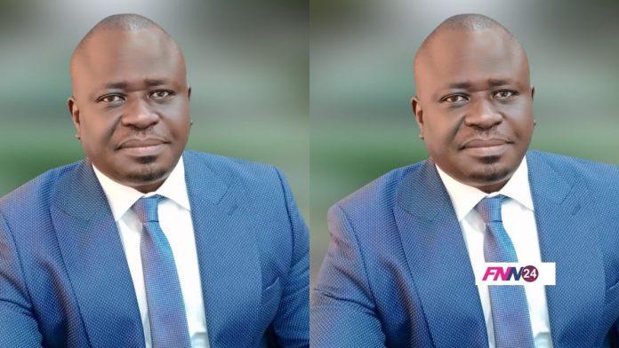 Government Statistican, Professor Samuel Kobina Annim