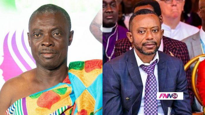 Osofo Kyiri Abosom and Owusu Bempah