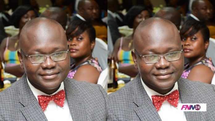 The Minister for Works and Housing Minister Francis Asenso-Boakye (MP)