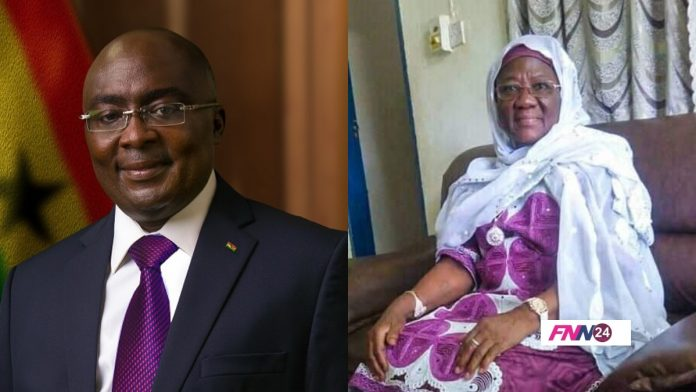 Bawumia loses mother to death